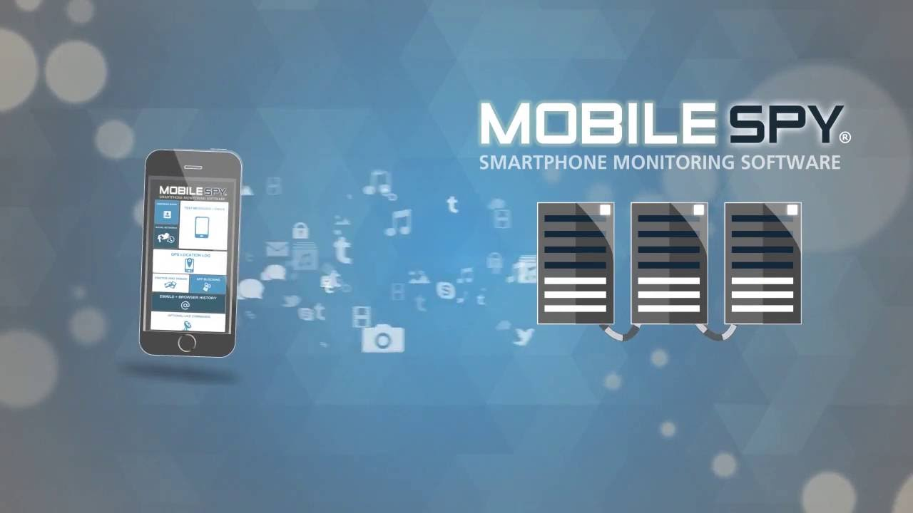 spy mobile monitoring software