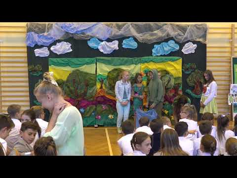 Przedstawienie szkolne Jaworzynka