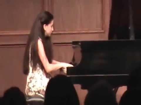 Conny Egozi Rachmaninoff Prelude in c sharp minor