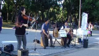 Romanian Medley [Gypsy Pot] @Ueno Park ,Tokyo,Japan