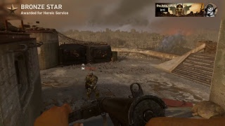 Sucking AsS at HARDCORE TDM-Call of Duty-WWII-Live Stream