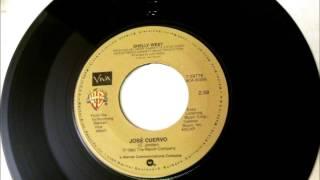 Jose Cuervo , Shelly West , 1983 Vinyl 45RPM