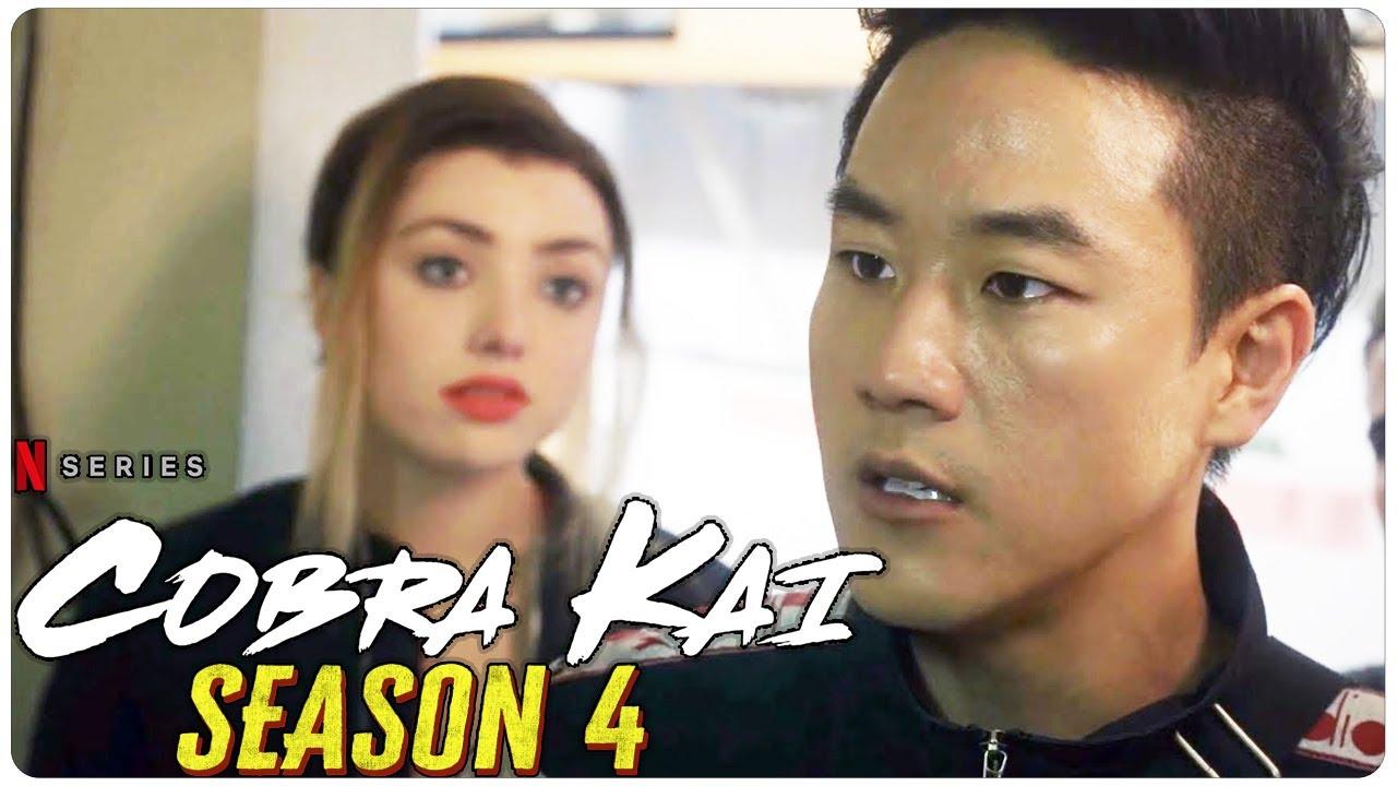 COBRA KAI Season 4 Leaked Information and Everything We Know