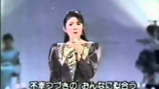 細雪 森昌子 Mori Masako.