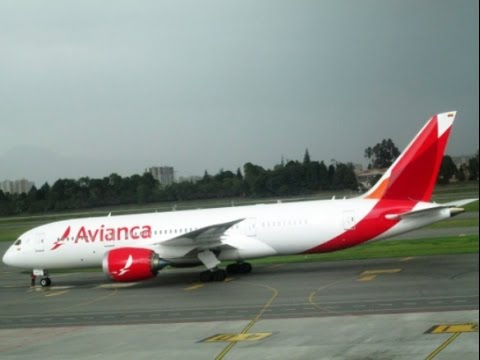 Boeing 787 - Avianca: Flight report AV26 [BOG-MAD]
