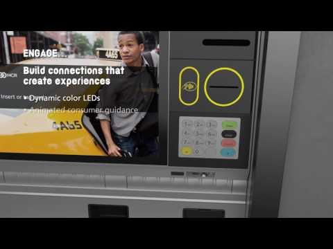 NCR SelfServ 84 DU and 88: Multi-Function Drive-up ATMs