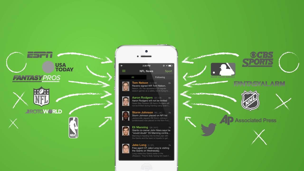 #1 Fantasy Football App For NFL News & More! ⇒ @Playerline