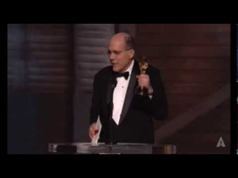 """The Dark Knight"" winning an Oscar® for Sound Editing"