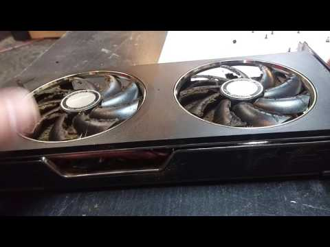 R9-270x Cleaning And Repair