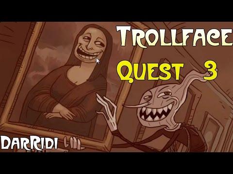 игра Trollface Quest 3 Трололиза прохождение