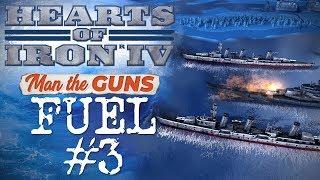 Man The Guns: Looking at Fuel - Part 3 | Hearts of Iron IV thumbnail
