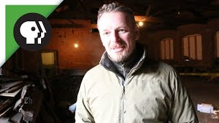 """Behind the Scenes of NATURE """"Animal Homes"""" 