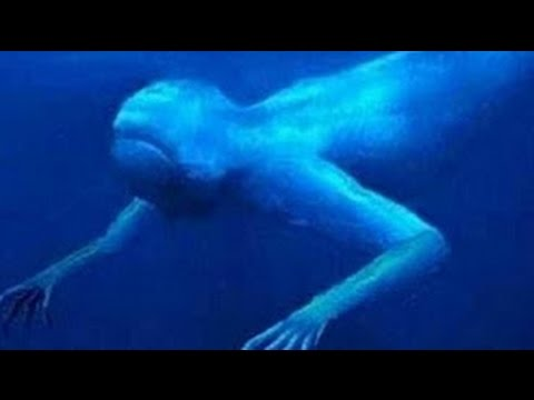 Aliens are in Antarctica - See for yourself!
