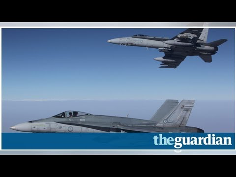 Canada to buy fleet of 30-year-old fighter jets from australia in snub to us
