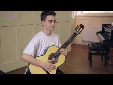 Trinity College London Grade 5 Guitar Exam