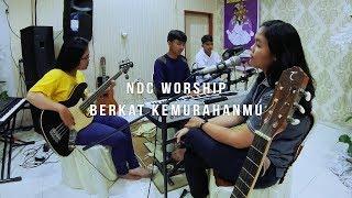 Gambar cover NDC WORSHIP - BERKAT KEMURAHANMU (COVER) LIVE RECORDING