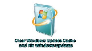 Clear Windows Update Cache and Fix Windows Updates