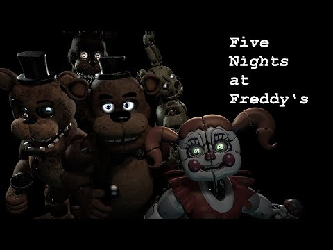 SFM | Five Nights at Freddy's | Anniversary