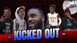I Got KICKED OUT Of LeBron James Jr.