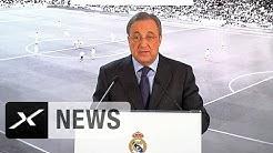 Präsident Florentino Perez: Der Heilige von Real Madrid   Die Königlichen und ihre Trainer
