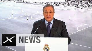 Präsident Florentino Perez: Der Heilige von Real Madrid | Die Königlichen und ihre Trainer