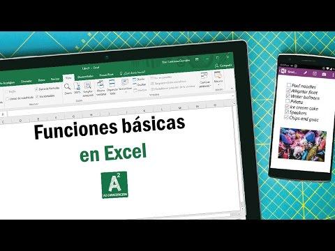 ¡Aprende Excel! Conoce