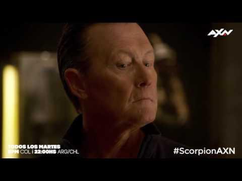 Scorpion Temporada 3- episodio 5... ¡Mirar y no tocar... decían!