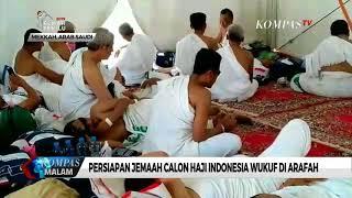 Download Video Jamaah Haji Melaksanakan Wukuf pada Puncak Ibadah Haji MP3 3GP MP4