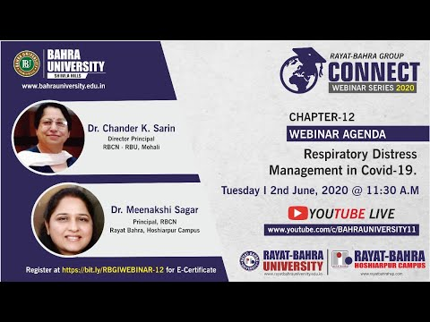 Rayat Bahra Connect Webinar Series I Chapter-12