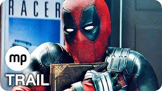 ES WAR EINMAL EIN DEADPOOL Trailer Deutsch German (2019)