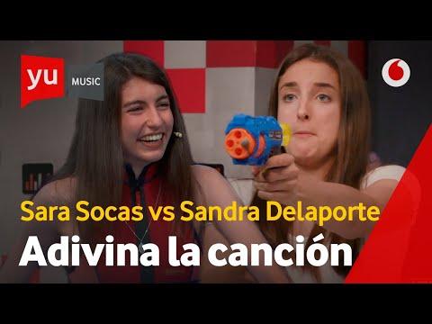 ⚔️ Sara Socas vs. Sandra Delaporte   Adivina la canción #yuMusic