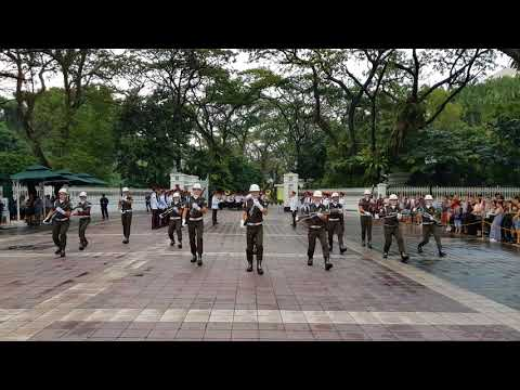 Change of Guards Singapore, 4th March 2018