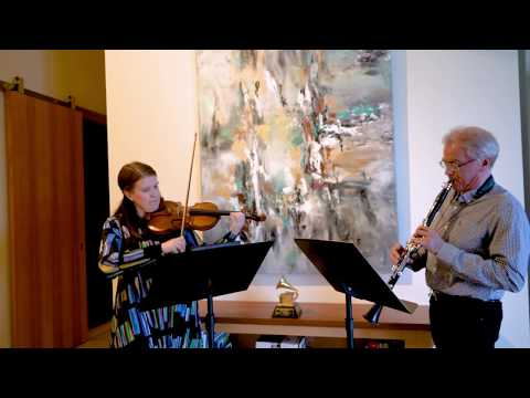 Minnesota Orchestra at Home: Osmo Vänskä and Erin Keefe