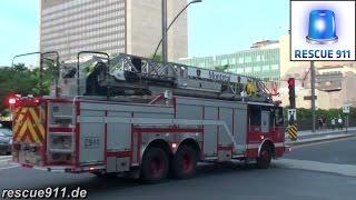 [Montreal] Echelle 405 SIM + Ambulance 088 Urgence-Québec