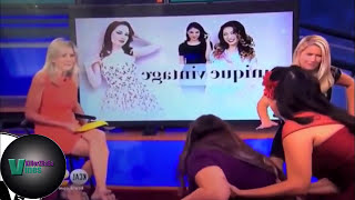 Unforgettable Moments Caught On Live TV