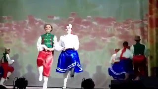 Весёлая полька