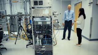 Diamonds in technology, with ASU Physics Professor Robert Namanich