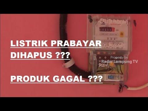 Listrik Token Prabayar Dihapus, Katanya Ini Produk Gagal Mp3