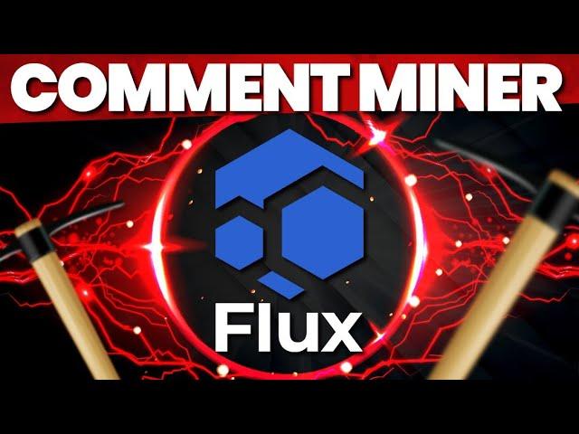 Comment miner du FLUX (FLUX) ?