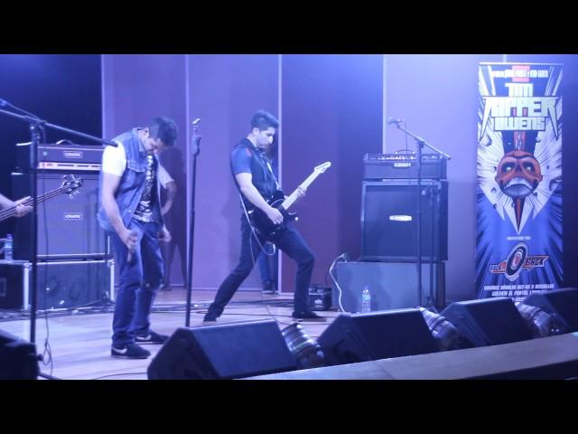 Scavenger - Destroyer of the World (Riobamba 13/5/2017)