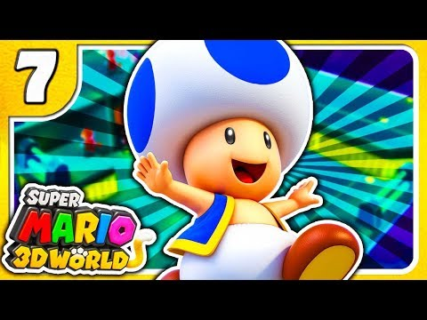 REALER ON-TOPIC-SHIT!.. glaub ich 🔔 #07 • Let's Play Super Mario 3D World
