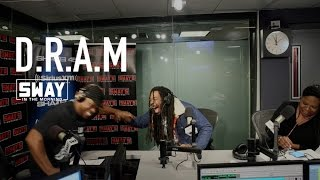 D.R.A.M. Interview and Freestyle on Sway in the Morning