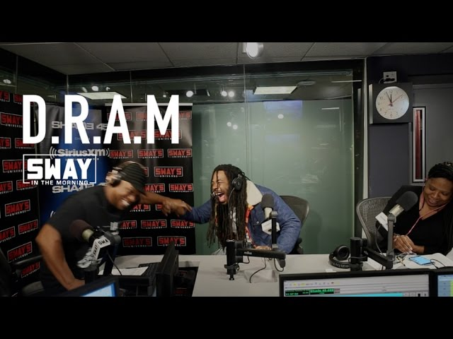 D.R.A.M. Freestyles on Sway in the Morning & Explains Why He's Against Ghost Writers