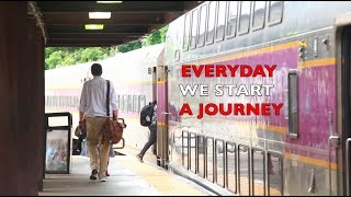 Everyday we start a journey