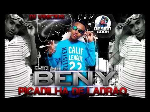 MC BENY - PICADILHA DE LADRÃO (DJ VINICUS PROD)