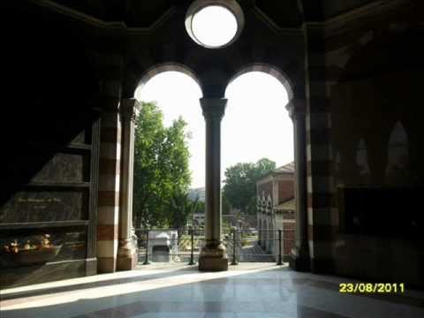 CIMITERO MONUMENTALE, MILANO, ITALY (2 of 2)