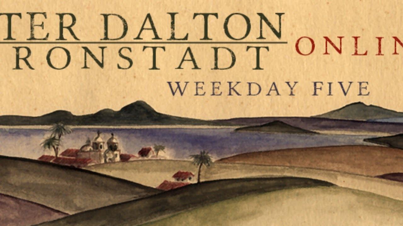 P.D. Ronstadt - Weekday Five (4/14/20)