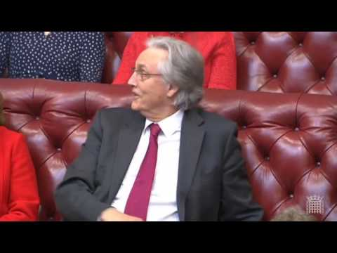 2017 03 07 UK HoL Brexit bill 3rd reading
