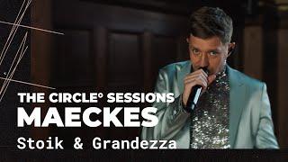 Maeckes - Stoik & Grandezza (Live) | The Circle° Sessions