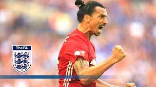 FATV Exclusive Player Cam - Zlatan Ibrahimović v Leicester City (2016 Community Shield) | Matchday